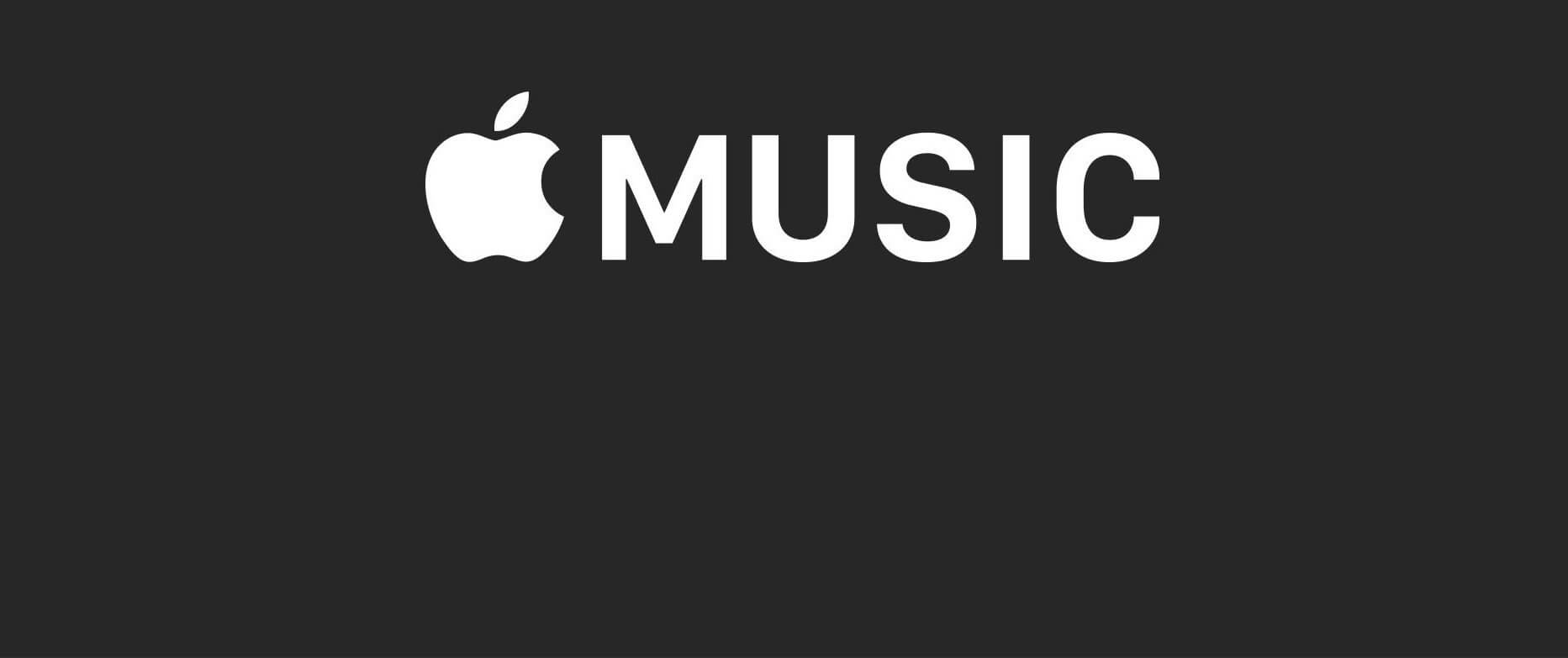 Apple Music вход и регистрация